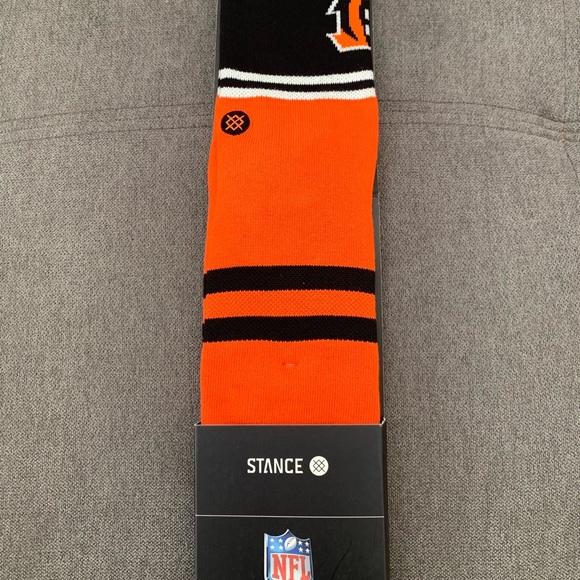 Stance x NFL Bengals socks